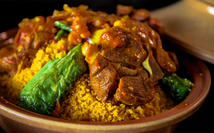 Couscous bel Allouch