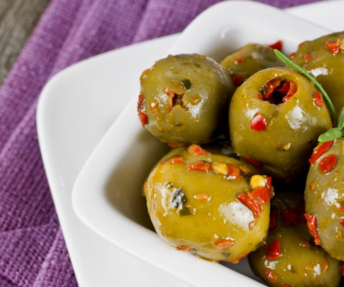 Olives farcies